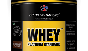 British nutrition platinum whey review