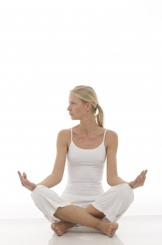yoga to destress and prevent heart problems
