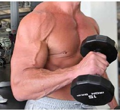 Hammer Curl for quick muscle building