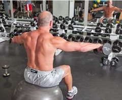 lateral raise workout