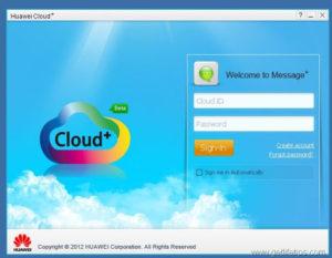 Huawei E3121 Cloud +