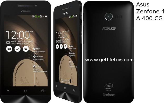 Asus Zenfone 4 A400CG Android Smart phone