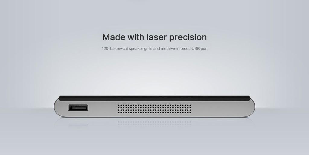 Xaiomi Mi3 Laser cut speakers