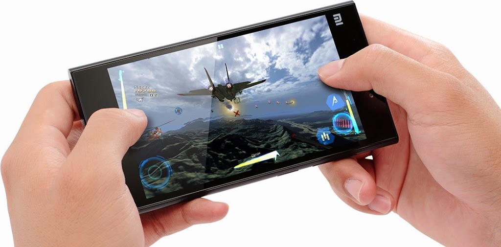 Xiaomi Mi3 Immersion Vibration Technology games review