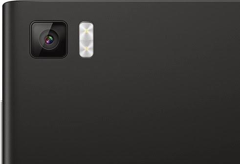 Xiaomi mi3 dual led flash review