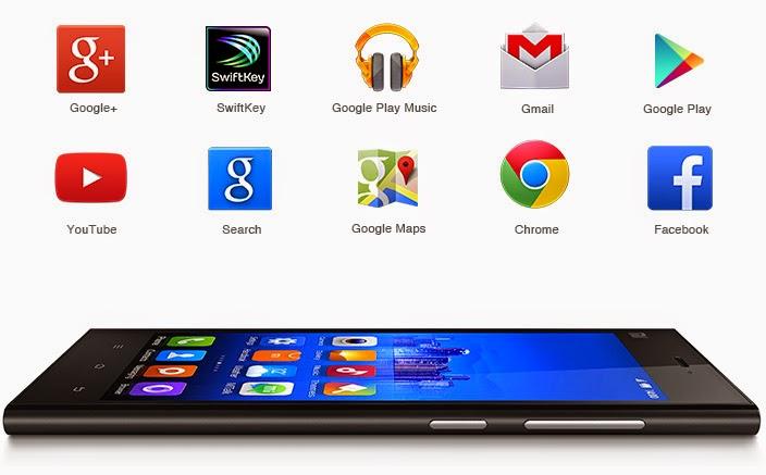 Xiaomi Mi3 Apps Compaitability