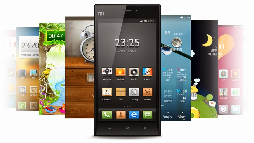 Xiaomi Mi3 Themes