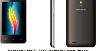 karbonn smartphone a50s
