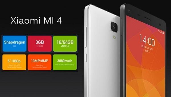 Xiaomi Mi4 Specs XIAOMI MI4 SMARTPHONE ...