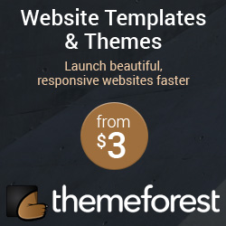 Templates and Themes from Themeforest